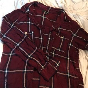KENDALL & KYLIE FLANNEL